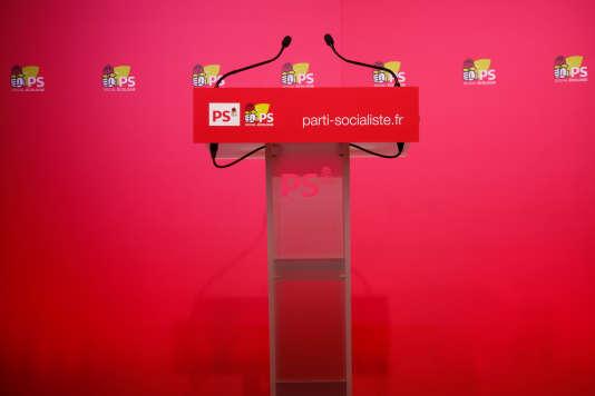 Le Parti socialiste a été contraint à un plan social après les défaites électorales du printemps.