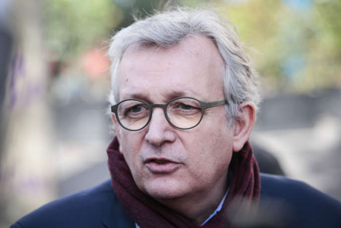 Pierre Laurent, secrétaire national du PCF, en février.