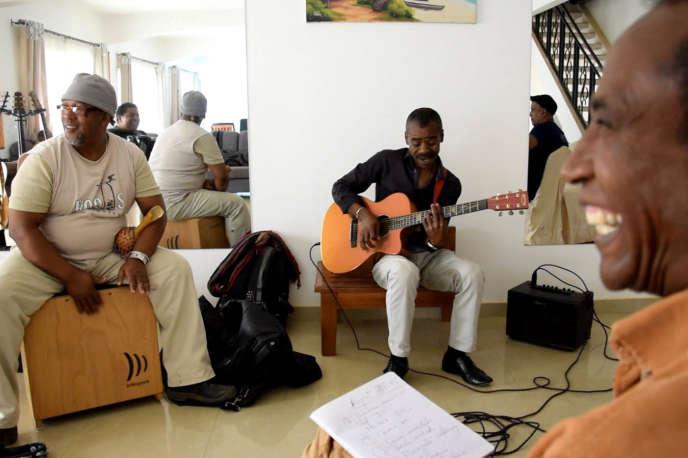 Une scène du documentaire français de Cesar Paes,«Songs for Madagascar».