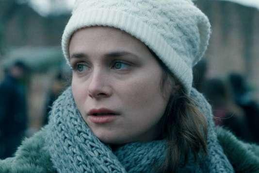 Diana Cavaliotti dans le filmroumain, allemand et français de Calin Peter Netzer,«Ana, mon amour».