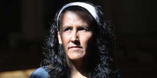 Jeanette Vizguerra, le 5 maidans l'église baptiste de Denver où elle s'est réfugiée pour échapper à la police des frontières.