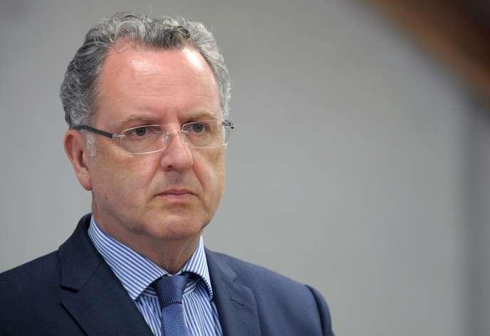 Richard Ferrand a été contraint de quitter le ministère de la cohésion des territoires pour prendre la tête du groupe La République en marche (LRM) à l'Assemblée nationale, fin juin, à cause des soupçons pesant sur lui.