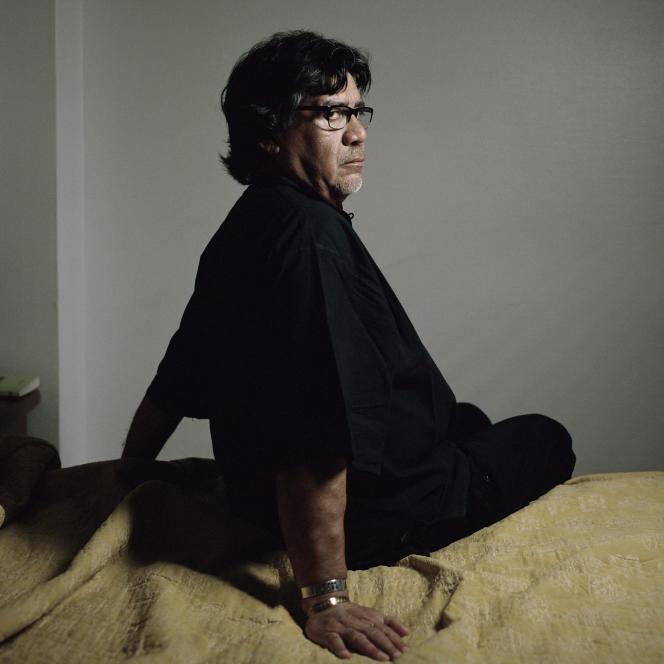 L'écrivain chilien Luis Sepulveda.