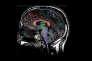 IRM d'un cerveau quand il écoute de la musique.