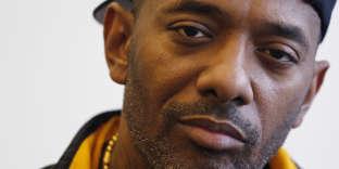 Le rappeur américain Albert «Prodigy» Johnson, en2016.