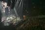 Phil Collins et ses musiciens en concert à l'AccorHotels Arena (Paris), le 19 juin 2017.