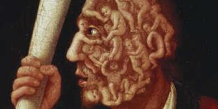 « Adam », de Giuseppe Arcimboldo (1578).