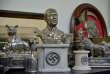 Au cours d'une filature, la police argentine a retrouvé 75 objets nazis dans une pièce secrète d'une maison d'un collectionneur d'art.