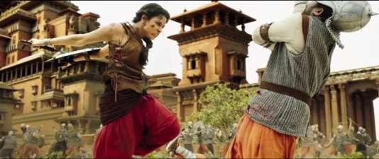 «Baahubali 2» est en passe de devenir le plus grand succès du cinéma indien au box-office mondial.