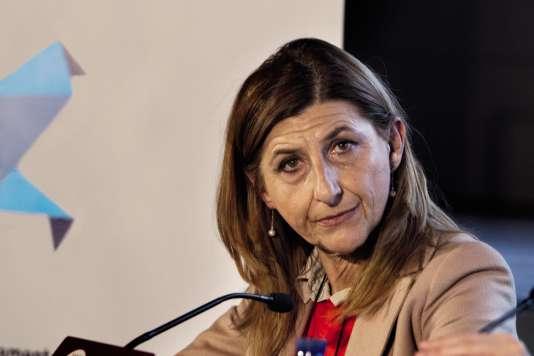 En 2012, Giusi Nicolini était devenue l'égérie des politiques d'accueil en Italie.