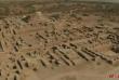Cité antique de Mohenjo Daro au Pakistan.