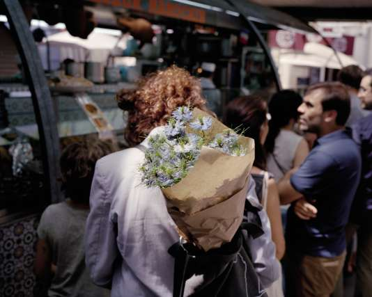 Le marché des Enfants-Rouges, dans le Marais.