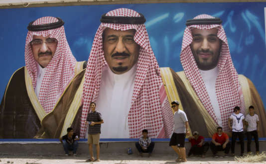 En Arabie saoudite, l'ascension du prince héritier Mohammed Ben Salman