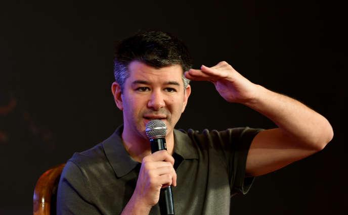 Une semaine avant sa démission, le cofondateur d'Uber Travis Kalanick avait annoncé, le 13 juin, sa mise en retrait,expliquant avoir besoin de travailler sur lui-même.