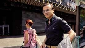 Bertrand Burgalat, en juin, à Paris.