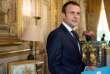 « La création, l'innovation et l'entrepreneuriat (d'abord de soi-même) sont la norme, reléguant au deuxième plan les restructurateurs dynamiques de l'époque précédente» (Photo: Emmanuel Macron, le 20 juin, à l'Elysée).
