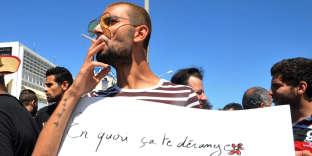 Manifestation à Tunis, dimanche 11 juin