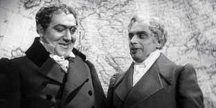 Le film de propagande «Les Rothschild»,d'Erich Waschneck, retrace l'ascensionde la célèbre famille.Un concentré destéréotypes antisémites.