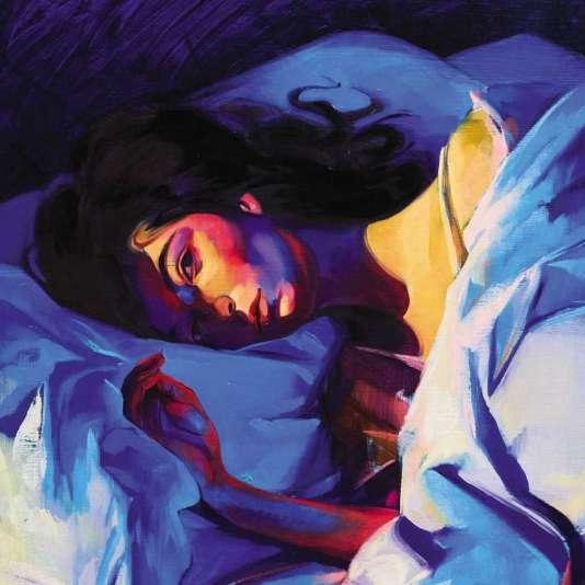 Pochette de l'album« Melodrama», de Lorde.