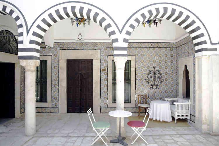 Chambres d'hôtesDar Ben Gacem.