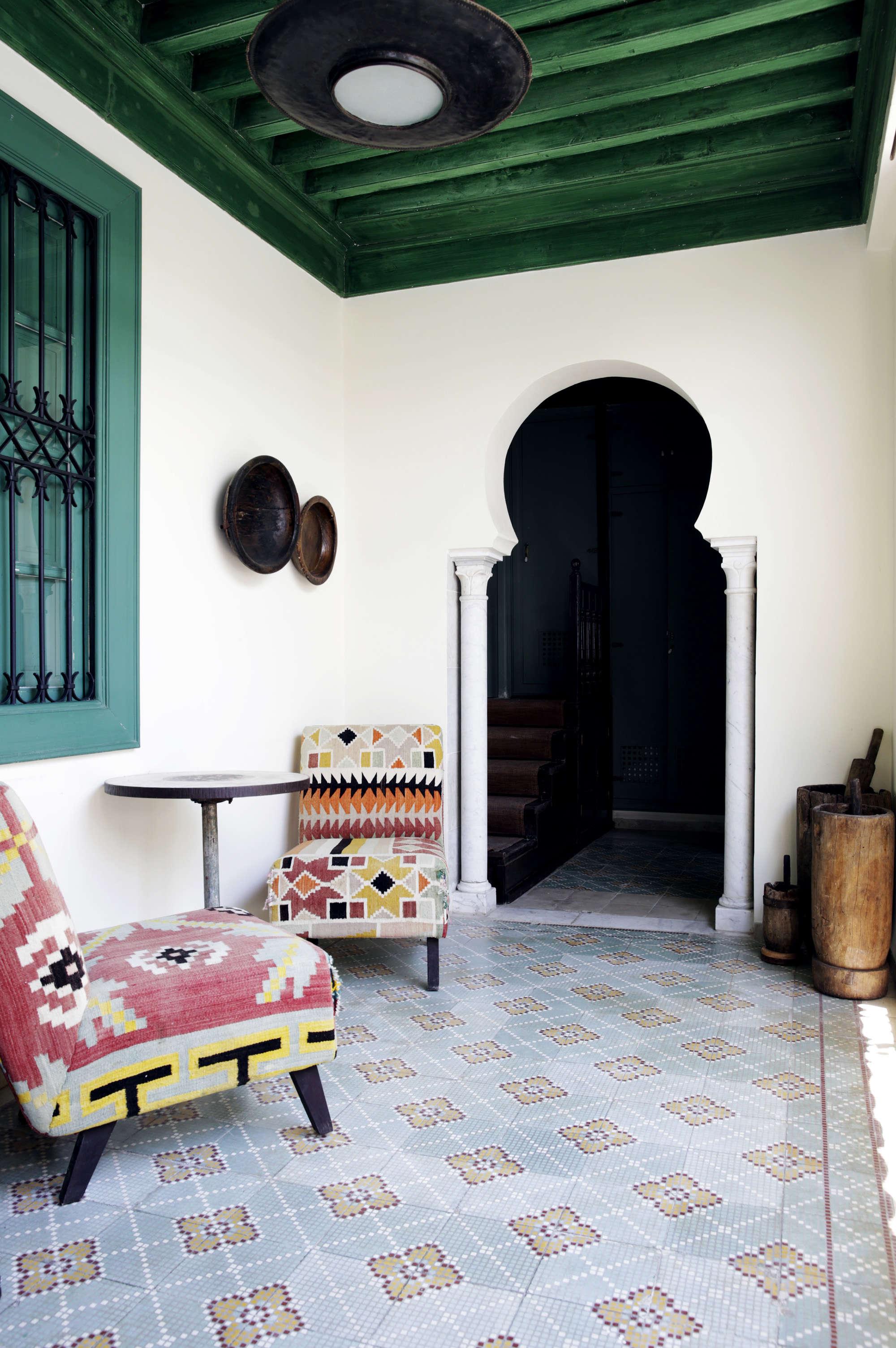 Les maisons d h tes une nouvelle fa on de d couvrir la for Chambre bleue tunis