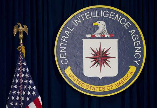 Le logo de la CIA.