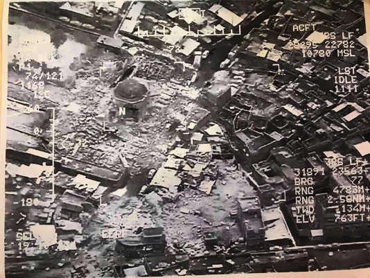 L'Etat islamique fait exploser la mosquée Al-Nouri, emblème historique de Mossoul