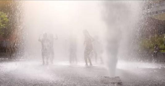 Les «geysers sauvages» par temps de canicule, un jeu dangereux