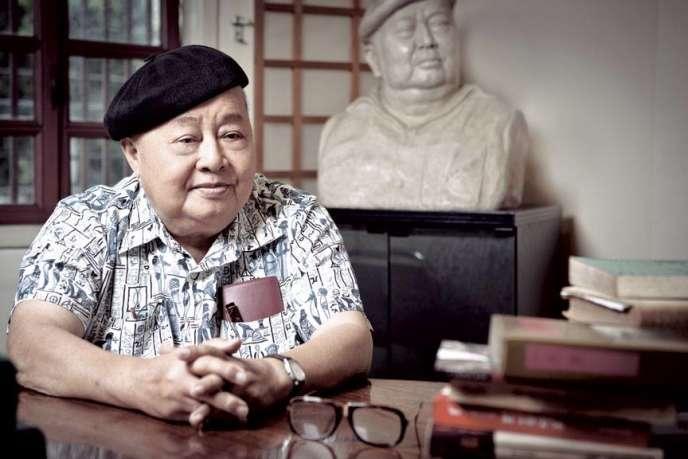 Le grand écrivain philippin Francisco Sionil José.