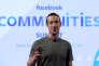 Mark Zuckerberg, le fondateur de Facebook, lors d'une conférence à Chicago, le 21 juin.
