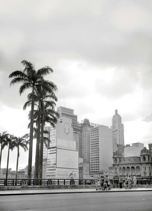 São Paulo,en 1968.