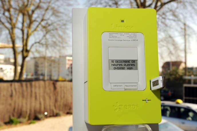 Le nouveau compteur électrique Linky sera installé dans 35millions de foyers à l'horizon2021.