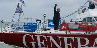 Nicolas Lunven à Dieppe, le 23 juin.