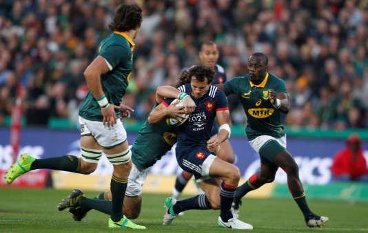 Troisième défaite en trois matches pour le XV de France en Afrique du Sud