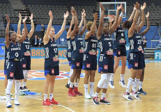 Euro de basket : les Françaises en finale contre l'Espagne