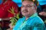 Le premier ministre de Papouasie-Nouvelle-Guinée,Peter O'Neill, le 8 septembre 2016.
