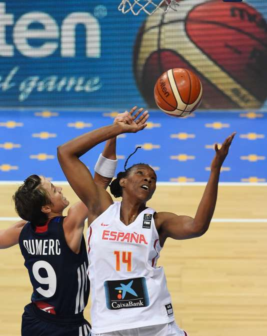 Finale de l euro de basket f minin la france s incline - Finale coupe de france basket feminin ...