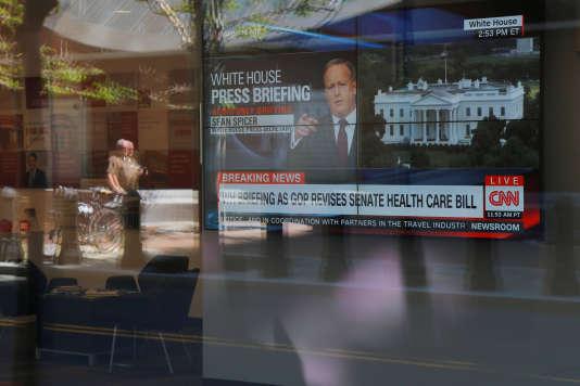 CNN a annoncé en début d'année la création d'une équipe d'enquête pour concurrencer le «New York Times» ou le «Washington Post».