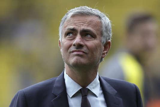 José Mourinho, en septembre 2016.