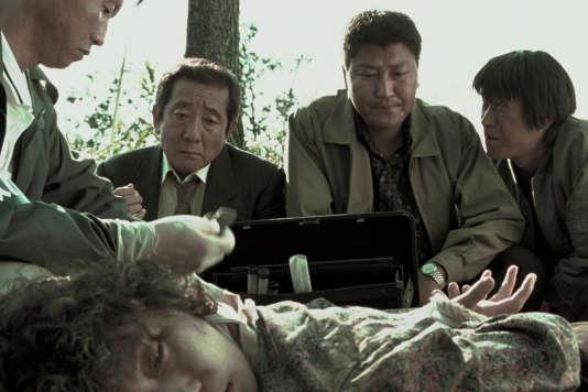 Une scène du filmsud-coréen de Bong Joon-ho, « Memories of Murder»(2003).