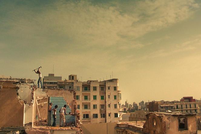 La maison de Hanan, en démolition à Alexandrie, dans «Les Derniers Jours d'une ville», de Tamer El Saïd.