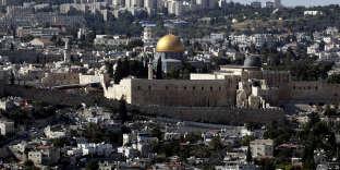 Jérusalem, en mai.