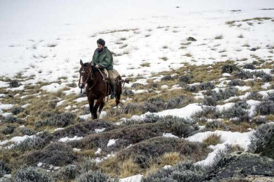 Une scène du film argentin et français d'Emiliano Torres,«Patagonia, el invierno».