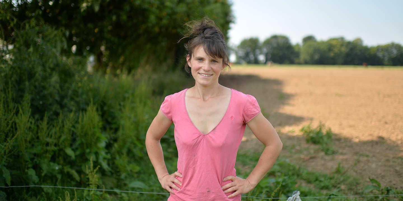 Sandrine Le Feur, une paysanne à l'Assemblée nationale