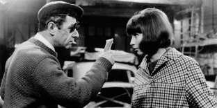 Serge Davri et Joanna Shimkus dans «Montparnasse et Levallois», réalisé par Jean-Luc Godard.