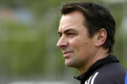 Stéphane Paille, le 28 avril 2004.