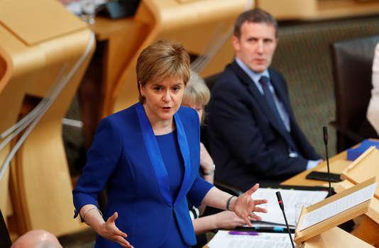 Pour organiser une seconde consultation, Nicola Sturgeon aura encore besoin de l'accord du gouvernement britannique et du Parlement de Westminster.