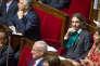 Cédric Villani participe à la première séance de la 15e législature à l'Assemblée nationale à Paris, mardi 27 juin 2017 - 2017©Jean-Claude Coutausse / french-politics pour Le Monde