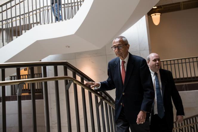 John Podesta s'est dit « heureux de coopérer avec la commission dans son enquête sur une interférence russe dans le processus démocratique aux Etats-Unis ».