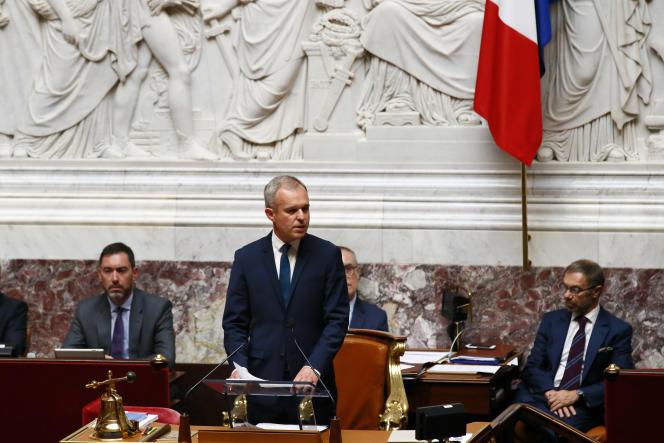 Elu pour la première fois dans la 1re circonscription de Loire-Atlantique en 2007, FrançoisdeRugy a été coprésident du groupe écologiste à l'Assemblée entre 2012 et 2015.
